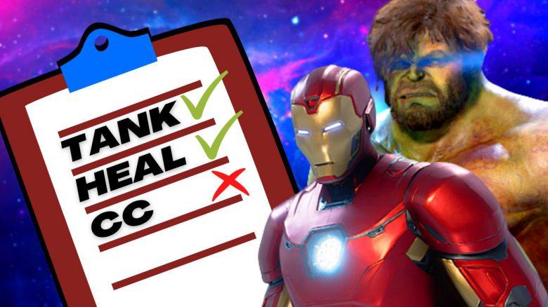 Marvel's Avengers: Das System für Builds & Rollen ist tiefer, als es zuerst scheint