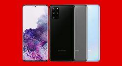 Galaxy S20+ mit 10 GB LTE im Vodafone-Netz günstig bei MediaMarkt