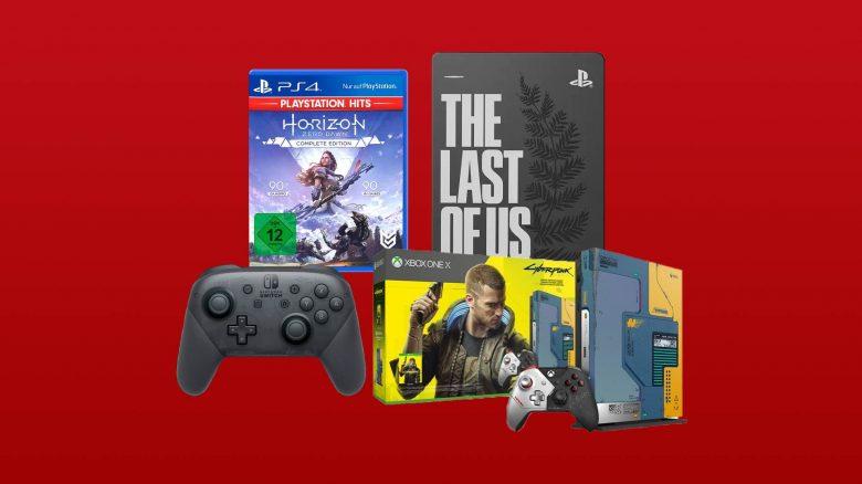 Mega Gamescom-Angebote bei MediaMarkt für PC, PS4 & Xbox One