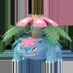 Mega Bisaflor Pokemon GO