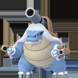 Mega Turtok Pokemon GO