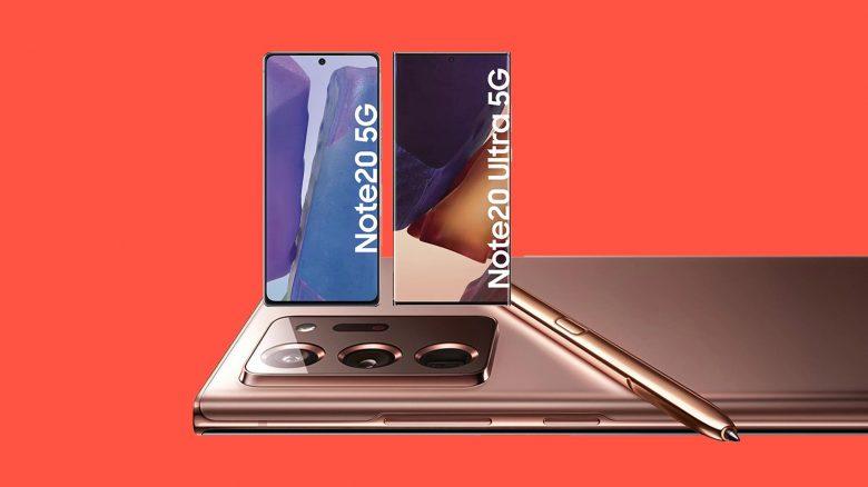 Samsung Galaxy Note20 kaufen & gratis Wunschzugabe erhalten