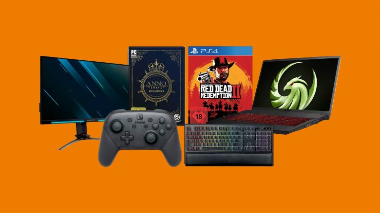 Saturn Gamescom-Deals: Gaming-Monitor für Call of Duty zum Bestpreis