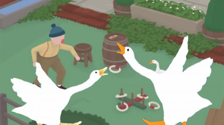 Das Spiel mit der Gans, das alle so feierten, kommt auf Steam – Mit Koop