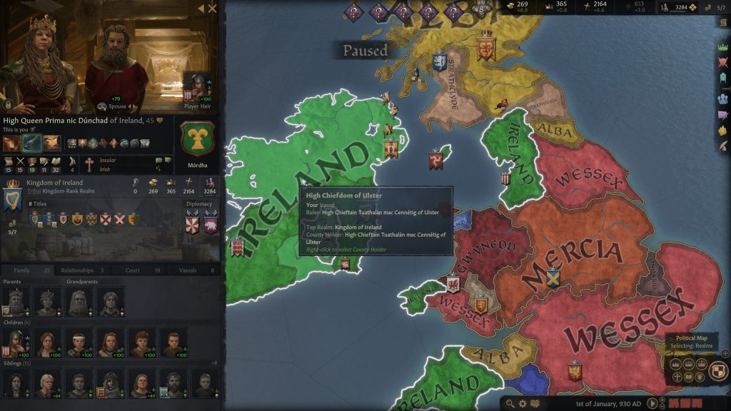 Crusader-Kings-Prachtexemplar