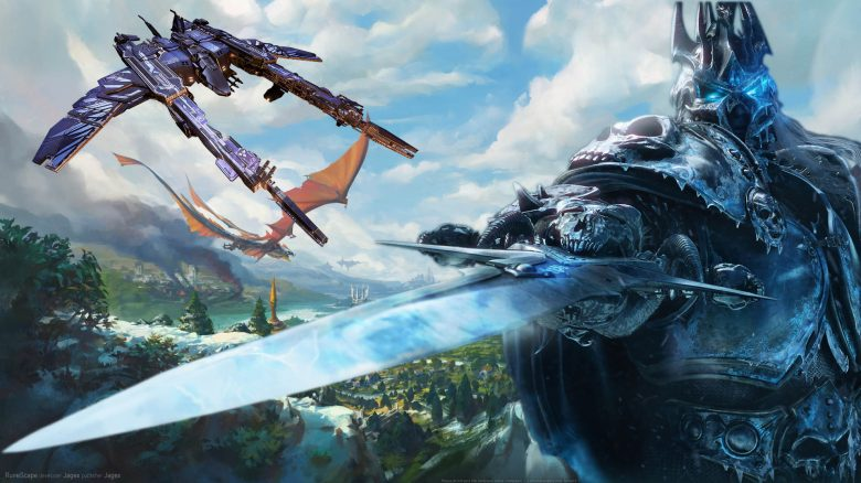 3 alte MMORPGs Titel