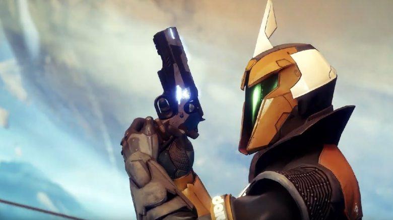 Auserwählte Reisenden Chosen Exotic Pistole Destiny 2 Titel