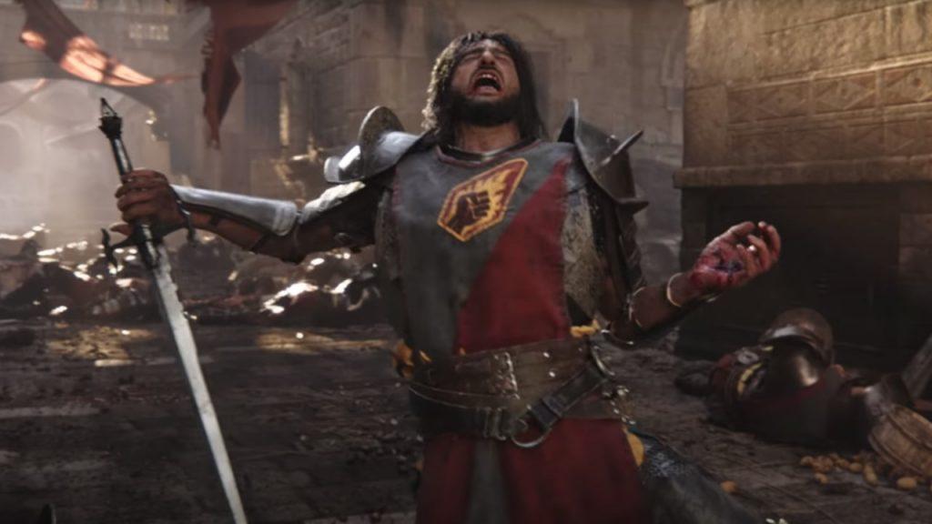Baldurs Gate 3 Krieger