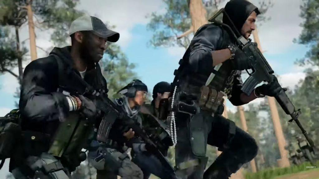 Call of Duty Black Ops Cold War Firetem Titel