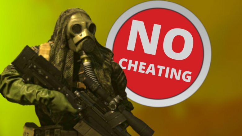 Call of Duty Cheating Titel