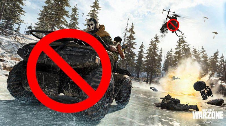 CoD Warzone: Neues Update deaktiviert Fahrzeuge – Spieler wundern sich, warum