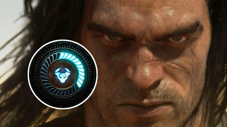 Conan Exiles Countdown Gesicht TItel