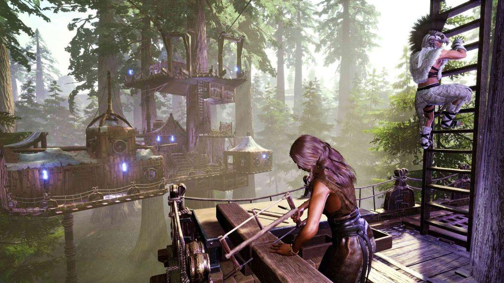 Conan Exiles Isle of Siptah Schiffswack Bauteile
