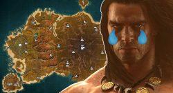 Die neue Conan Exiles Map fällt auf Steam durch – Das ist der Grund
