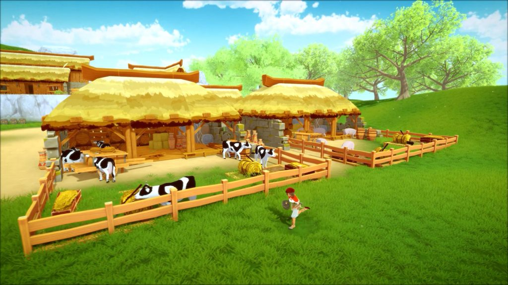 Craftopia Farm