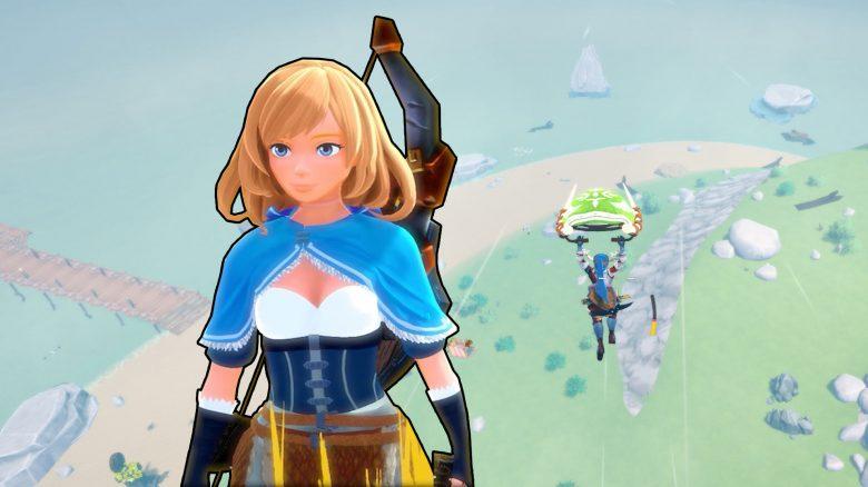 Craftopia-Zelda-Titel