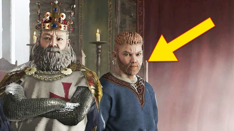 Wie ich in Crusader Kings 3 eine Familie mit 977 genetisch optimierten Killern schuf