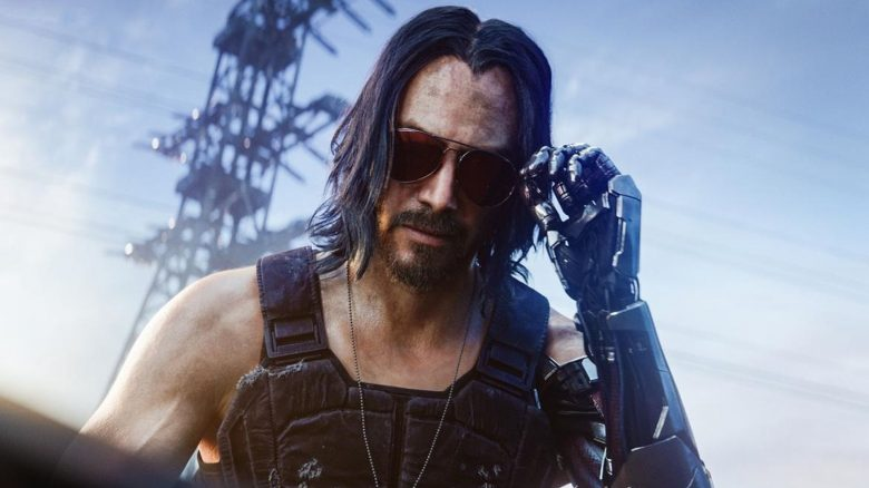Cyberpunk 2077 Jonny Silverhand Titel