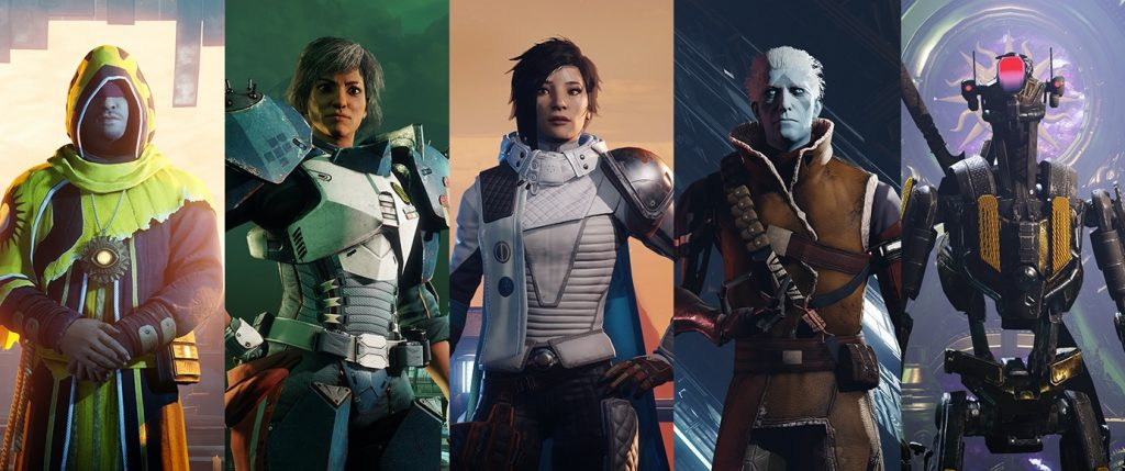 Destiny 2 Evakuierung Beyond Light NPCs