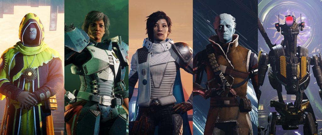 Destiny 2 Evakuierung Beyond Light NPCs