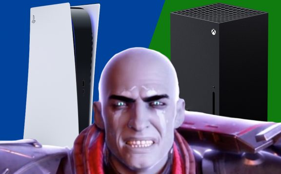 Destiny 2 Xbox vs PS5 Titel
