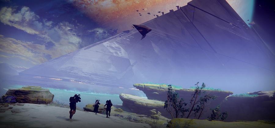 Destiny Dunkelheit Pyramid Season 11