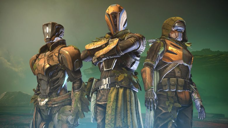 Destiny Hüter Guardian Titel