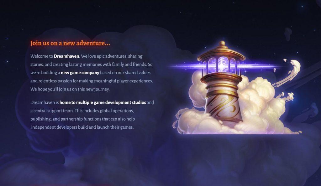 Dreamhaven Leuchtturm