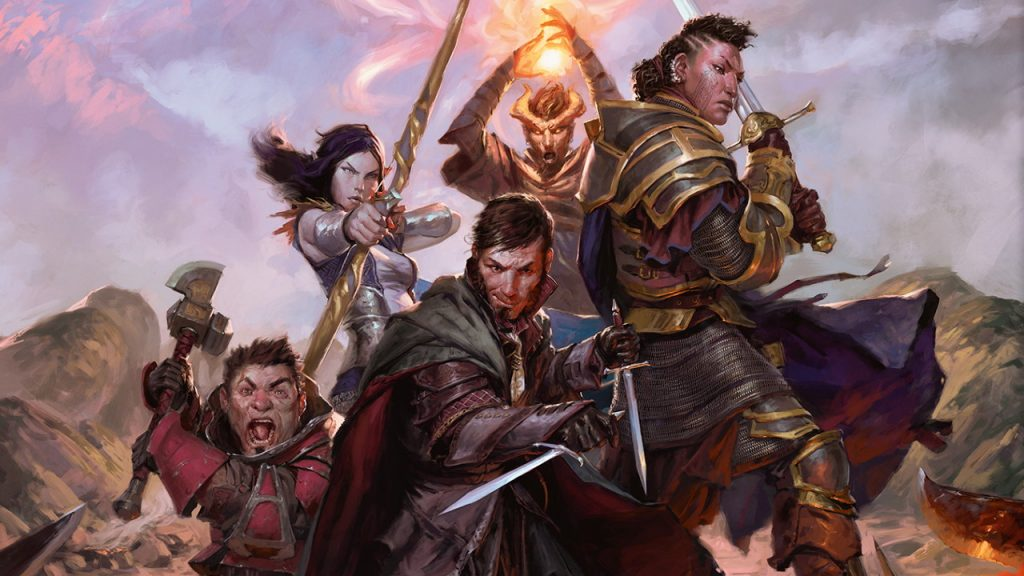 Dungeons Dragons Classes