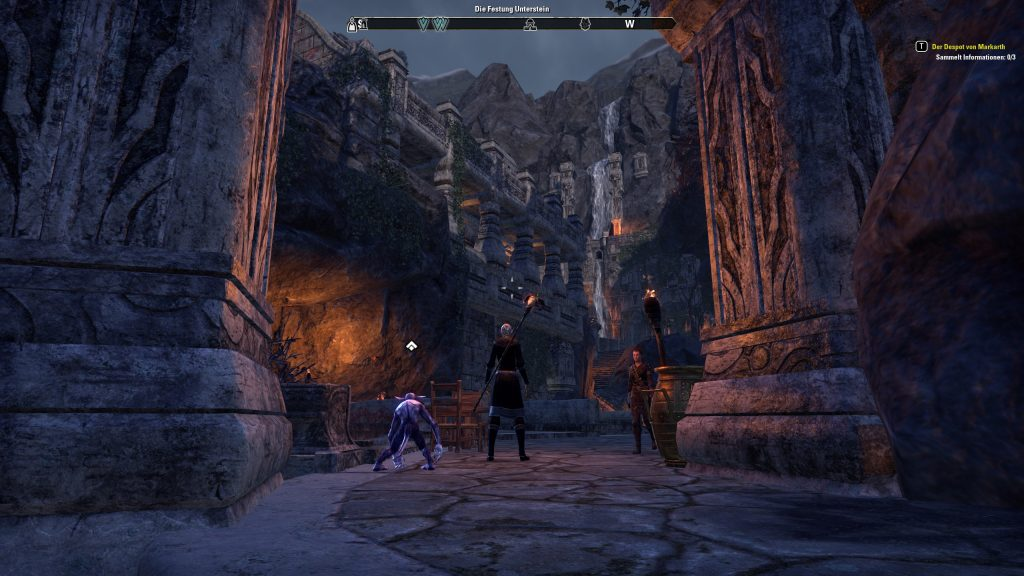ESO Map Markarth Stadt