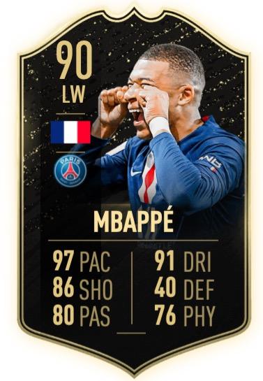 FIFA 20 Mbappe