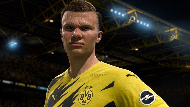 FIFA 21 Bundesliga Haaland