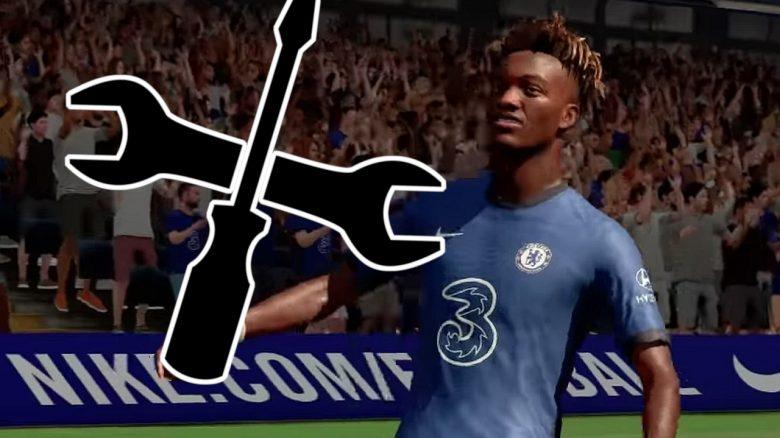 FIFA 21 Patch Werkzeug Titel