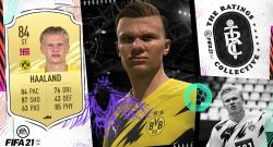 FIFA 21 Talente Ratings beste Bundesliga Haaland
