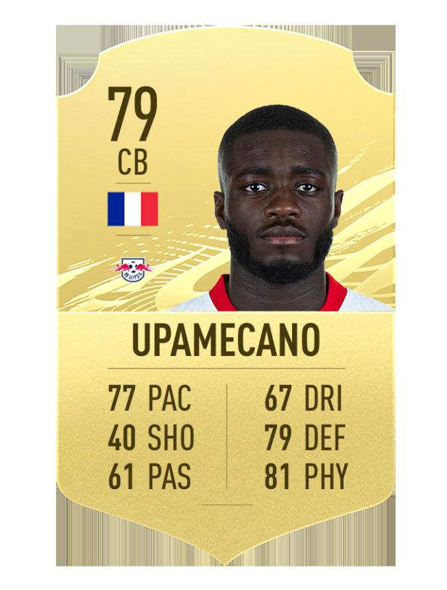 FIFA 21 Upamecano