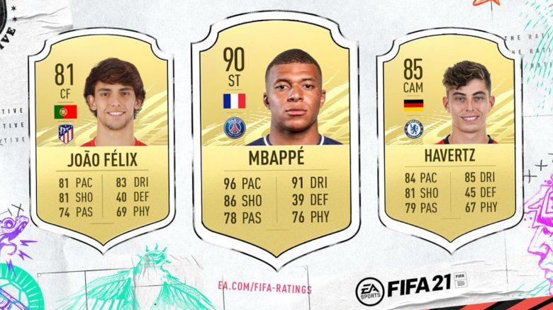 FIFA 21 beste Talente groesstes Potential