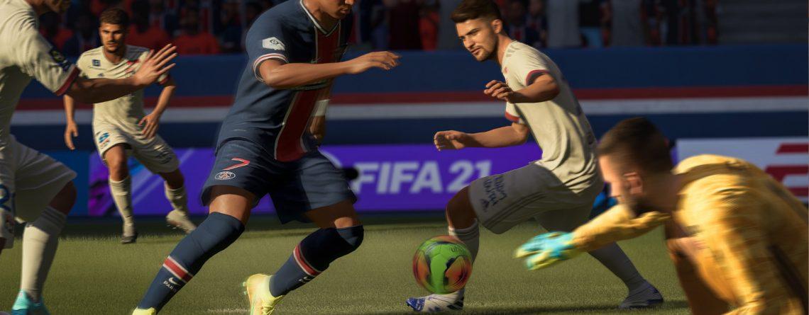 FIFA 21 schnellste Spieler Mbappe
