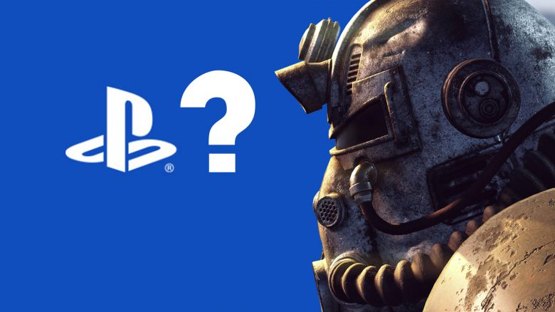 Fallout PlayStation Titel Frage