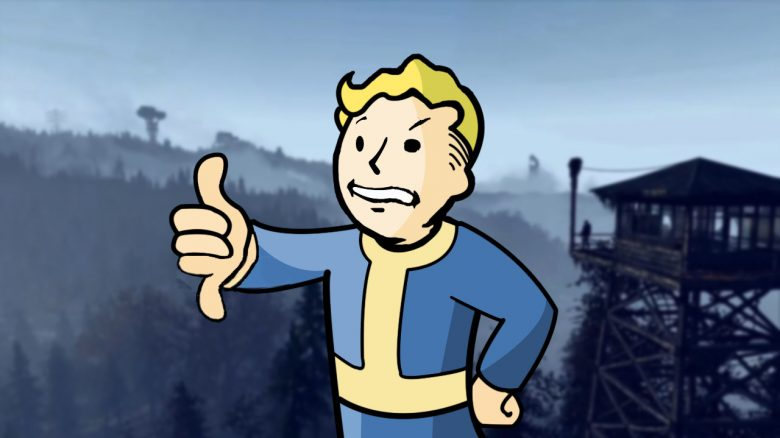 Fallout Thumbs Up and Down Titel