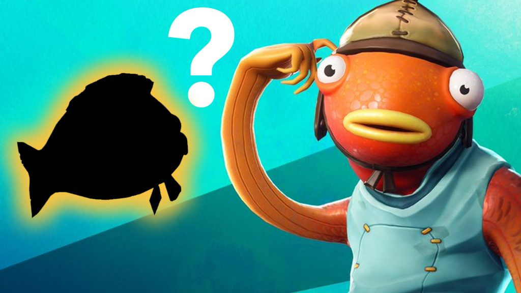 Fortnite Fisch Titel