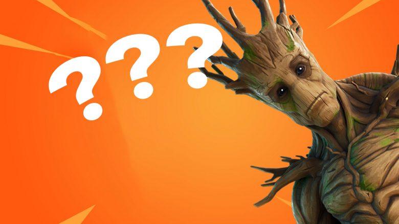 Irrer Bug in Fortnite: Ausgerechnet der Groot-Ball feuert Gegner weit aus der Map