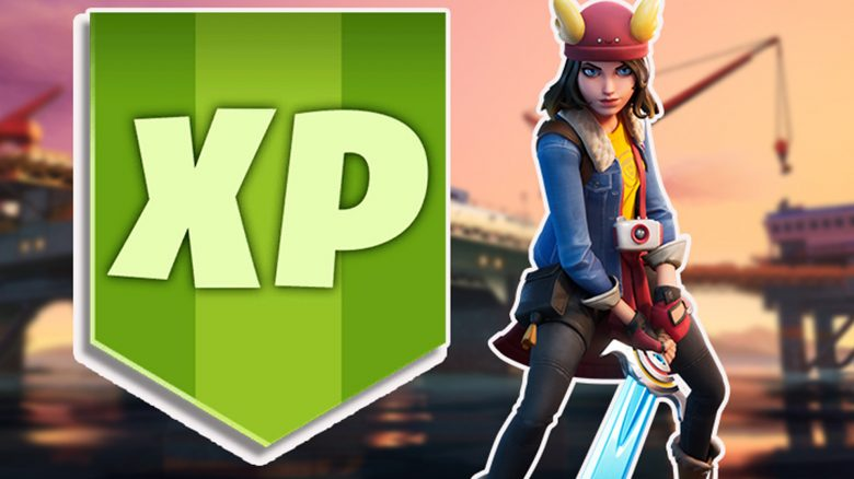 Fortnite XP Titel