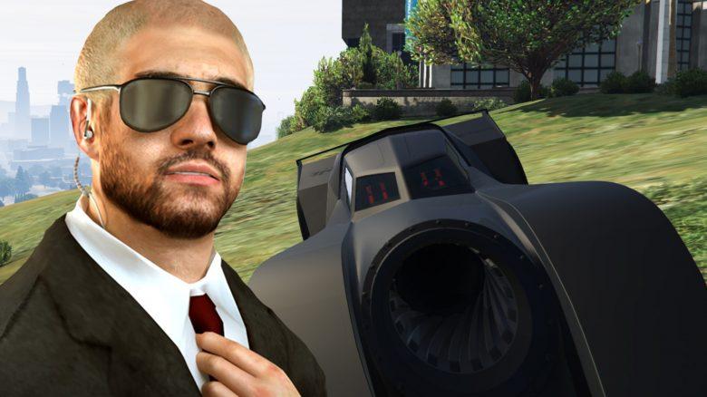 GTA Online Vigilante Titel Cool