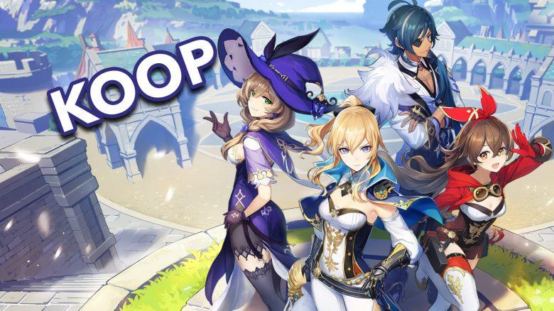 Genshin Impact Multiplayer: So spielt ihr zusammen mit Freunden im Koop