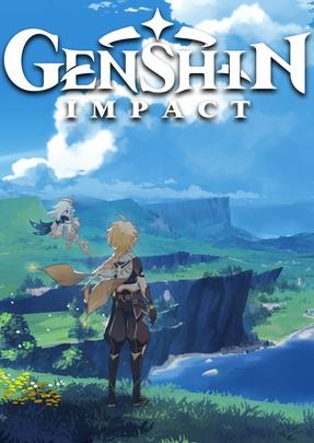 Genshin Impact Packshot