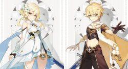 Genshin Impact: Viele spielen den weiblichen Zwilling – Macht die Wahl einen Unterschied?