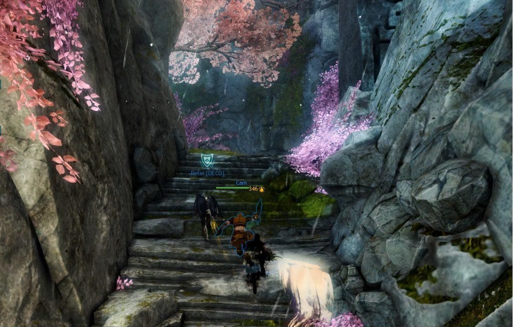 Guild Wars 2 Fraktal Cantha