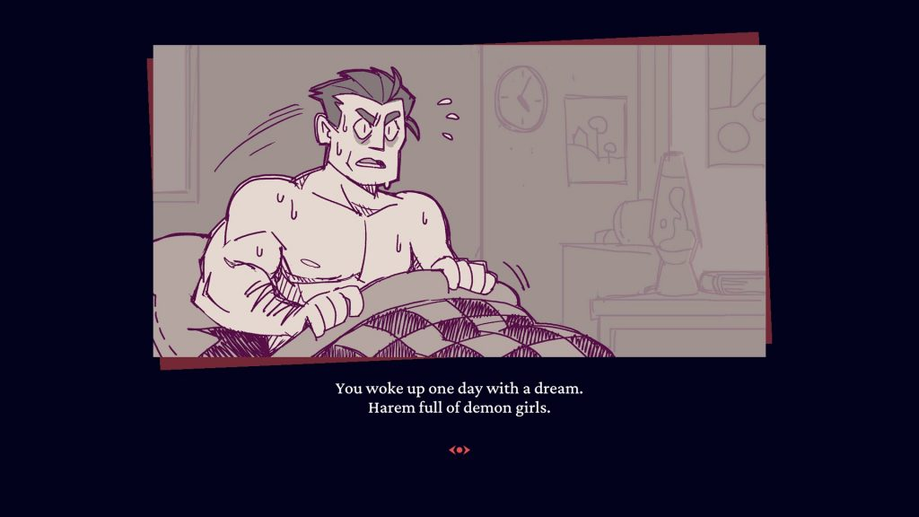 Helltaker Wake Up