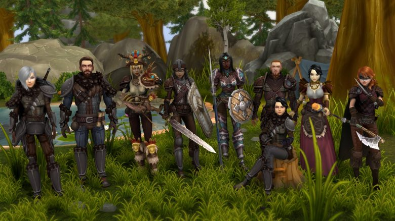 Darum könnte ein neues Kickstarter-MMORPG die Zukunft des Genres zeigen