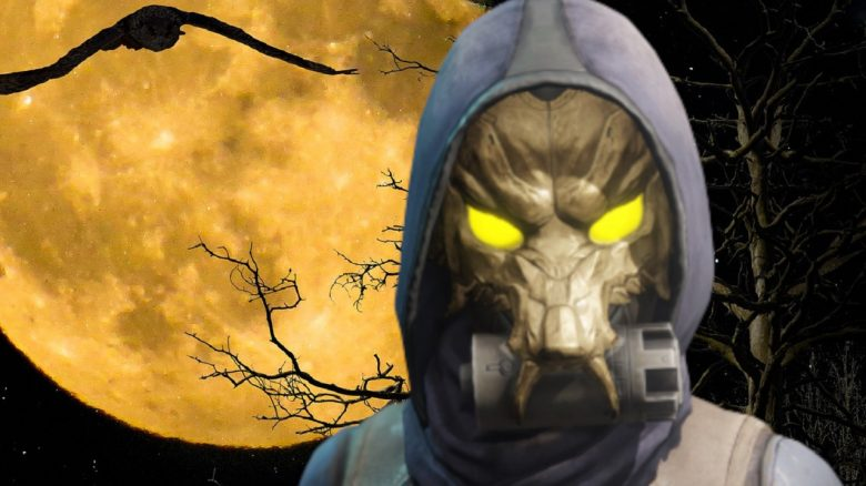 Jäger Halloween FOTL Destiny 2 Titel